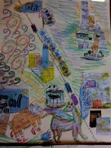 Artist's Map