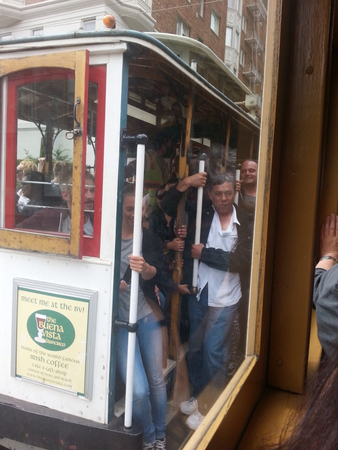 Cable Car Ride….